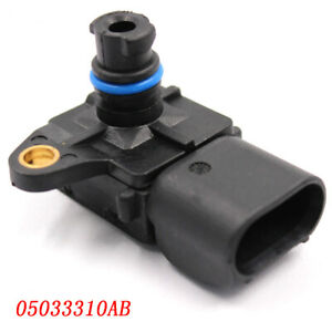 05033310AB New MAP Manifold Absolute Pressure Sensor For Chrysler Dodge Jeep