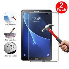 """2x protector de pantalla de vidrio templado genuino para Samsung Galaxy Tab A6 10.1"""" T580"""