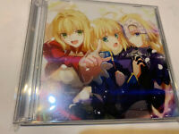 FATE STAY NIGHT SONG MATERIAL 2-DISC SET SERIES ANIME GAME OST CD SOUNDTRACK