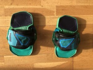 North Entity Footpads/straps/bindings