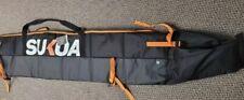 Sukoa BlackTravel Downhill Snowboard Premium Padded Ski Bag Large **Please Read*