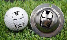 Ironman Golf Ball Custom Marker Stainless-Steel