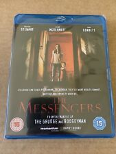 The Messengers (2007) Blu Ray New & Sealed Horror Kristen Stewart Grudge Ring