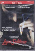 Dvd LUPO SOLITARIO di Sean Penn con Viggo Mortensen Charles Bronson nuovo 1991