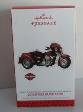 Hallmark 2013 Harley Davidson Motorcycle Milestones 2011 Street Glide Trike