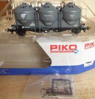 Piko 54517 H0 Granulatwagen- Silowagen VTG der DB Epoche 4 neuwertig in OVP