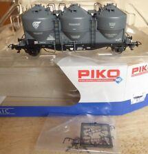 Piko 54517 H0 Granulatwagen- Vagón Silo Vtg de Db Epoche 4 Neuwertig en