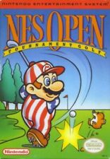 Nintendo NES Spiel - NES OPEN: Tournament Golf US Modul
