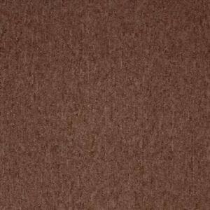 DCT Ribbed Brown Carpet Tiles