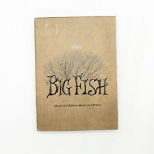 Sony Pictures 2005 Big Fish An Adventure As Big As Life Itself Dvd