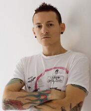 Linkin Park UNSIGNED photo - K8217 - Chester Bennington