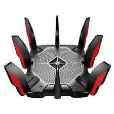 TP-LINK Archer AX11000 4804 Mbps 8 Port Next-Gen Tri-Band Gaming Router