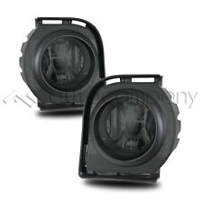 2008-2010 Scion XB Fog Lights w/Wiring Kit - Smoke