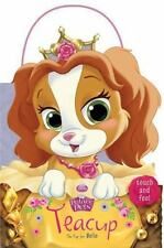 Palace Pets: Teacup the Pup for Belle by Disney Book Group Staff (2014, Board...