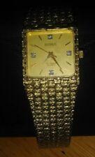 Benrus Diamond Quartz Wrist Watch