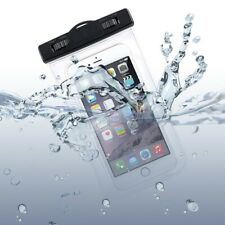 Waterproof Case Transparent Bag Cover Cover Pouch with Touch X8N for Cell Phones