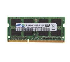 Samsung 1x4GB RAM DDR3 2RX8 1333MHz PC3-10600S 204PIN SO-DIMM Laptop Memory