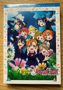 Love Live! School Idol Project 2nd Season Limited edition Blu-ray Region B MVM