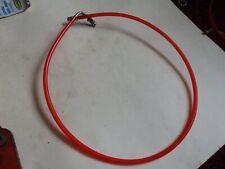 CLUTCH SLAVE MASTER CYLINDER PLASTIC PIPE FORD CORTINA MK2 1600E LOTUS ELAN TVR