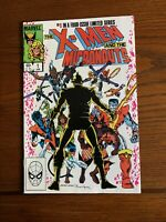 The X-Men and the Micronauts #1 (Jan 1984, Marvel)  **KEY FIRST ISSUE of SERIES*