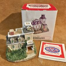 1992 Liberty Falls Collectible AH14 The Dubois Mansion The Americana Collection
