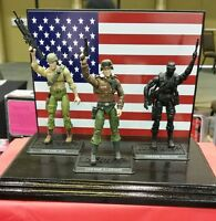 gi joe display stand