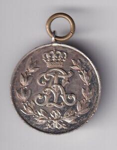 Kaiserreich Sachsen Friedrich August Medaille nsw-leipzig