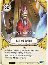 Star Wars Destiny - 3x #082 Bait and switch-Spirit of Rebellion