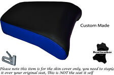 ROYAL BLUE&BLACK CUSTOM FITS YAMAHA XT 1200 Z SUPER TENERE 10-15 REAR SEAT COVER
