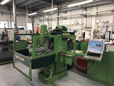CNC Steuerung für eine Maho 600 Fräsmaschine incl. Software und neue Achsmotoren