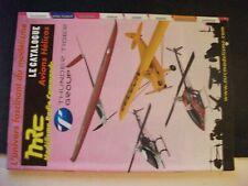 **cc Catalogue Avions hélicos MRC modélisme radio commande Thunder Tiger Group