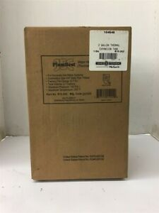 PlumBest R15-202 2 Gallon Thermal Expansion Tank 35 PSI