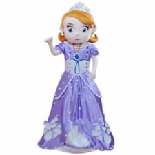 Sophia Princess Mascot Costume Sofia the First Halloween Party Dress Adult