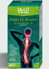 Pain Reliever Cannabis for Arthritis - Alivia El Dolor Artritis 60 Pills 500mg
