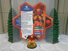 Heroscape Custom Etrigan Double Sided Card & Figure w/ Sleeve DC