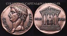 Médaille Empereur CLAUDE  Bronze