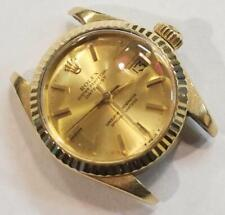 Rolex Datejust Lady 18kt Gold Ref 6917 Automatic cal.. 2030 Circa 1978, Nice!
