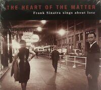 Frank Sinatra - The Heart Of The Matter (CD 2008 Starbucks Digipak) Brand NEW