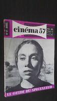 Rivista per Lettera Cinema N°17 Avril 1957 ABE
