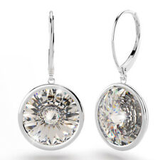 LUX GLOW DROP EARRINGS FT CRYSTALS FROM SWAROVSKI KCE3007WCC