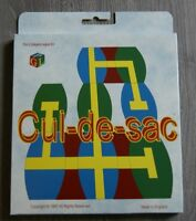2 Player Strategy Game Cul-De-Sac Travel Sized Age 6+ Brand New! Free UK Post!