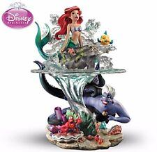 Disney The Little Mermaid Part Of Her World Ariel Sculpture Bradford Exchange