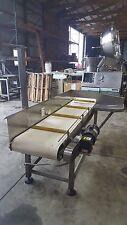Pre-Pack Manufacturing Sealed Bag Conveyor