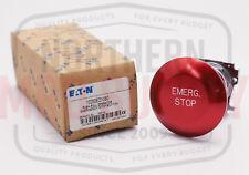 Eaton Cutler Hammer 10250ed1080 Emergency Stop Button Push Pull Operator