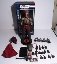 GI Joe Master Of Disguise Zartan Action Figure Sideshow Collectibles 12 Inch