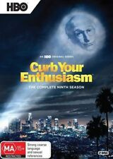 Curb Your Enthusiasm : Season 9 (DVD, 2018, 2-Disc Set) R4