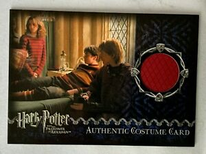 Artbox - Harry Potter and the Prisoner of Azkaban Costume Card - George Weasley!
