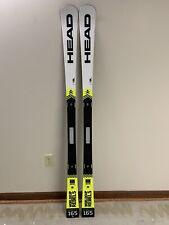 Head i.SL WC Rebels Slalom race skis 165cm