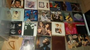 Job Lot Vinyl LP Records untested