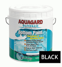 Aquagard Waterbase Antifouling Bottom Paint GALLON BLACK